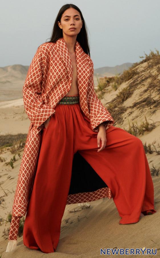 Летняя женская одежда Matthew Bruch 2021