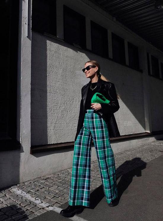 15 стильных женских образов на осень из коллекции Staud 2021